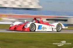 #27 Judd Dallara, meileur temps au général lors des essais libres à Daytona