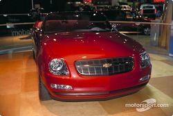 Chevy Bel Air concept (avant)