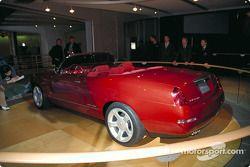 Chevy Bel Air concept (trois quarts arrière)