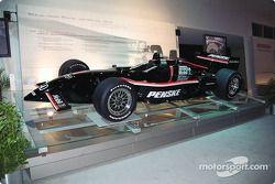 Honda propulsait les champions 2000 de CART