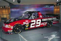 Power Stroke Diesel Ford NASCAR Craftsman Truck de Terry Cook