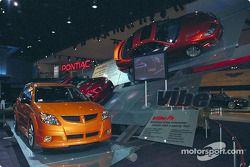 La nouvelle Pontiac Vibe 2002, Grand Am et Sunfire HO 2,4