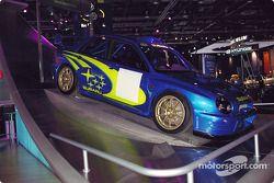 Subaru WRC, championne du monde 2001