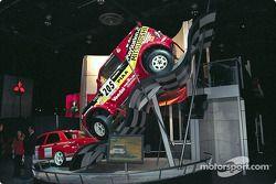 Mitsubishi FIA Cross Country Rally (Paris-Dakar)
