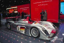 ALMS/Le Mans Audi R8 2001