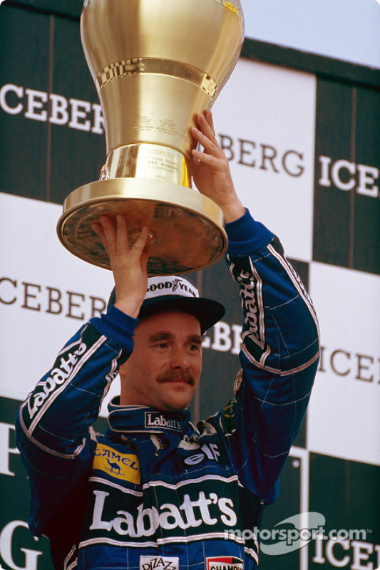 1. Nigel Mansell, Williams