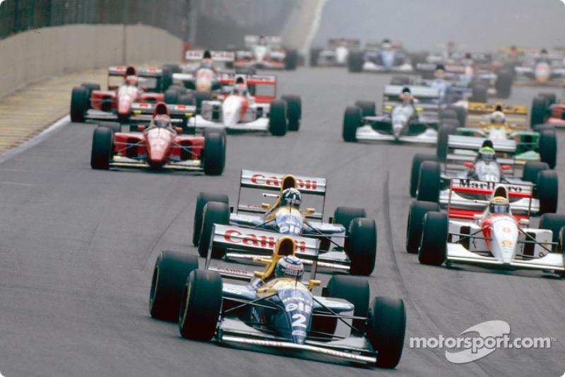 1993 GP de Brasil
