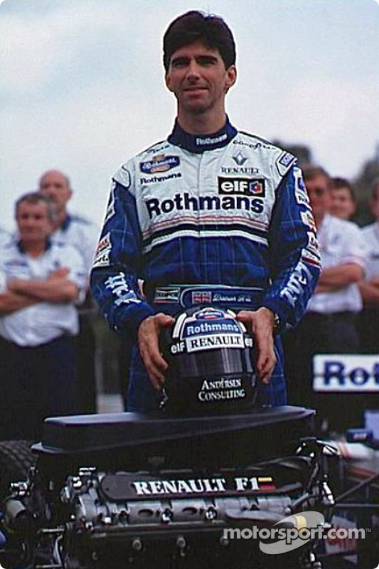 1996. Аргентина. Деймон Хілл, Williams FW18