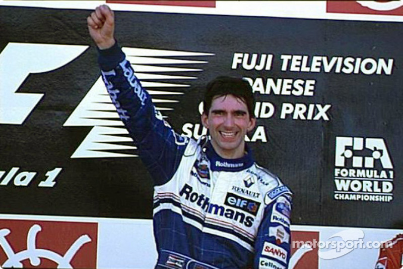 Damon Hill (1996)