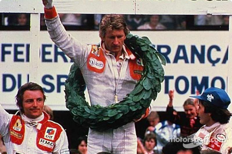 #64 Jean-Pierre Jabouille, Renault