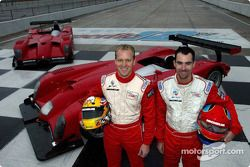 Terry Borcheller and Bryan Herta
