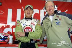 Ryo Fukuda y Malcom Ostler