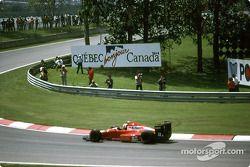 Andrea de Cesaris, Scuderia Italia, Dallara F189