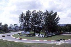 Circuit Gilles Villeneuve in Montreal