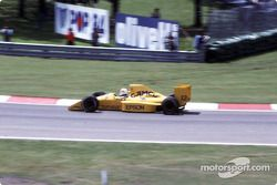 Satoru Nakajima, Lotus 101