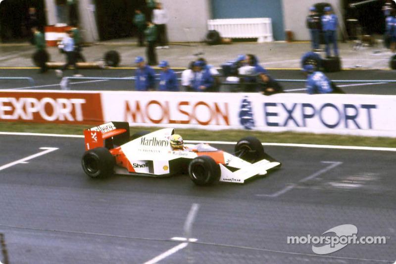 GP de Canadá 1989