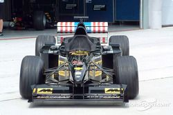 Minardi Asiatech two-seater