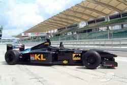 Двухместная машина Minardi Asiatech
