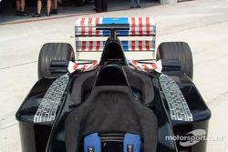 The Minardi Asiatech de dos asientos