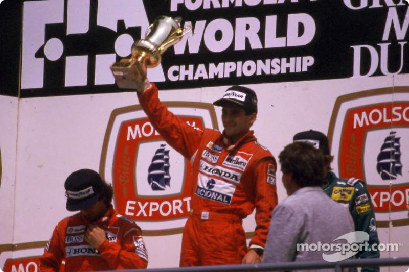 8 - GP do Canadá, 1988, Montreal
