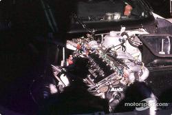 Motor vom Audi 90 Quattro