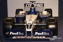 yeni 2002 WilliamsF1 BMW FW24