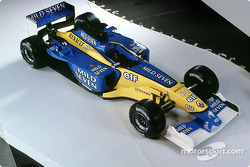 De Mild Seven Renault F1 R202