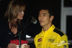 Interview avec Takuma Sato