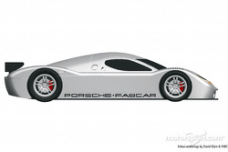 Daytona Prototype, side