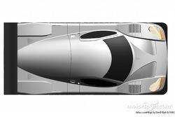 Daytona Prototype, top