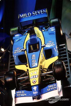 Der neue Renault R202