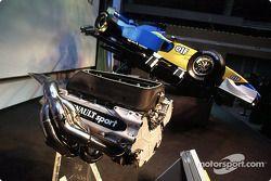Le moteur V10 RS22