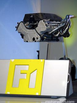 Motor del RS22 V10