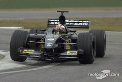 Alex Yoong, Minardi PS02