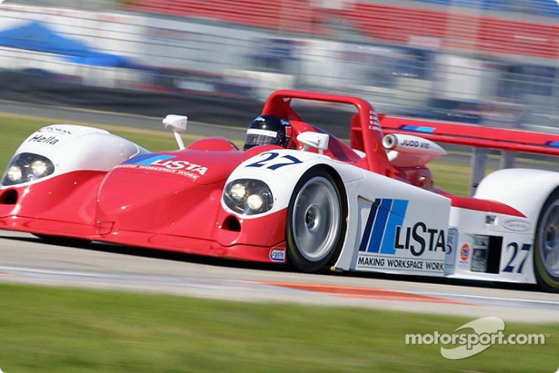 2002: #27 Doran Lista Racing, Dallara-Judd SP1