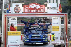 Working on the Subaru Impreza WRC