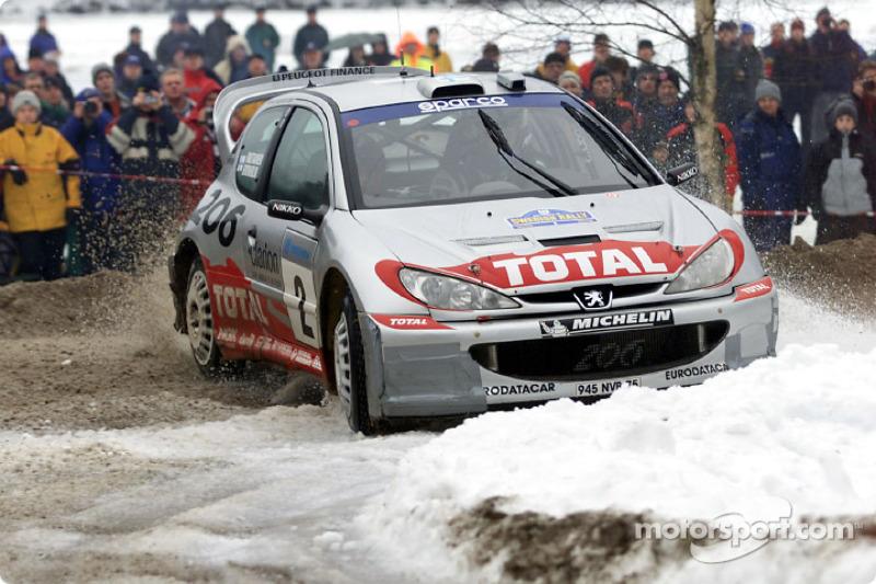Rallye de Suède 2002