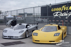 Mosler in race and road trim