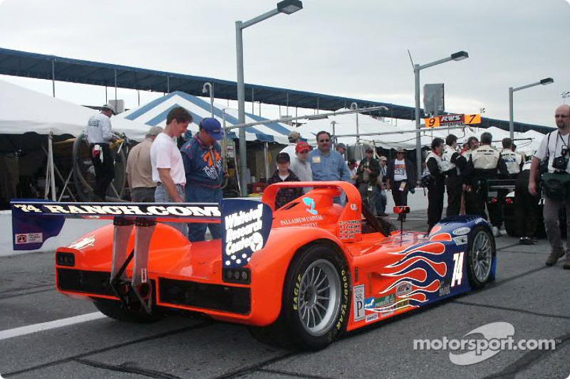Judd-powered R&S (Baldwin/Robinson/Stewart/Dallenbach Jr./Mark Simo)