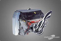 Ferrari F2002: ecco il motore 051