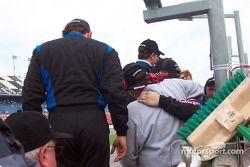 Fête pour le Rocketsports Racing