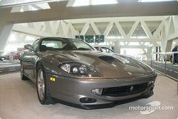 Ferrari 550 Maranello V-12
