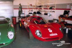 Ferrari Dino 206 de David Piper