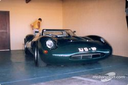 Jaguar XJ 13 de 1960 appartenant à Darryl Simpson