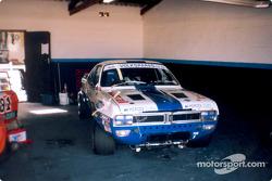 Une autre voiture de Peter Lindenberg