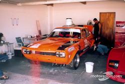 Ford Capri V8 de Graeme Rooke