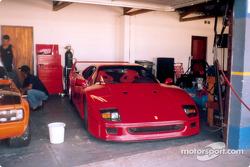 Ferrari F40 Pace Car