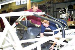 Préparation du baquet