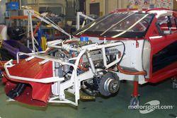 Moteur et suspension avant