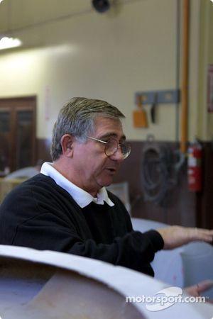 Jay Signore, PDG de l'IROC
